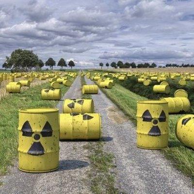 В Киевщине строят ядерный могильник