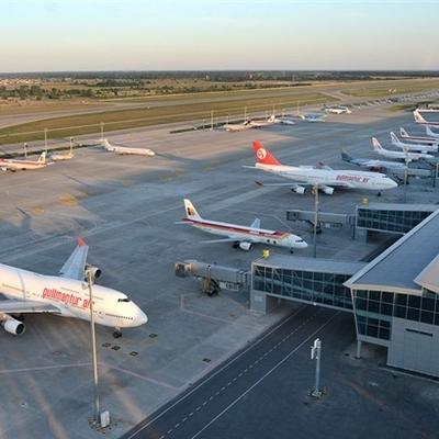 Все аэропорты Украины «заминированы»: их работа прекращена