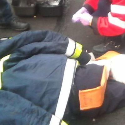 На Донетчине парень выжил после падения из окна 7 этажа