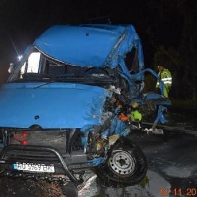 В Словакии автобус с украинскими заробитчанами попал в смертельное ДТП