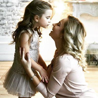 Лилия Ребрик показала умилительные снимки дочери