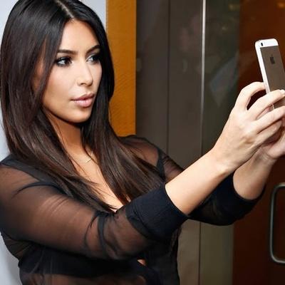 Ким Кардашьян  запустила мобильное приложение для модниц Shazam (фото)