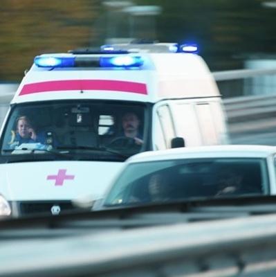 В Киеве парню проломили голову (видео)