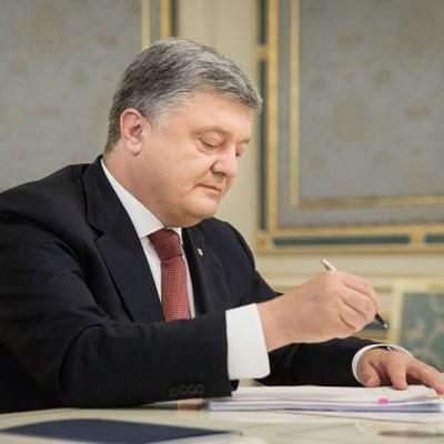 В Украине вступил в силу закон, который позволяет президенту назначать губернаторов