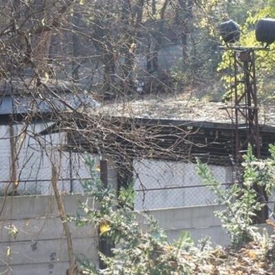 В центре Киева обнаружили секретный пункт связи (фото)