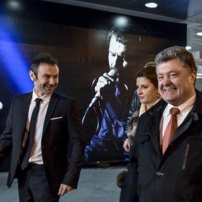 Рейтинг мнений: Вакарчук обогнал Порошенко в соцсетях