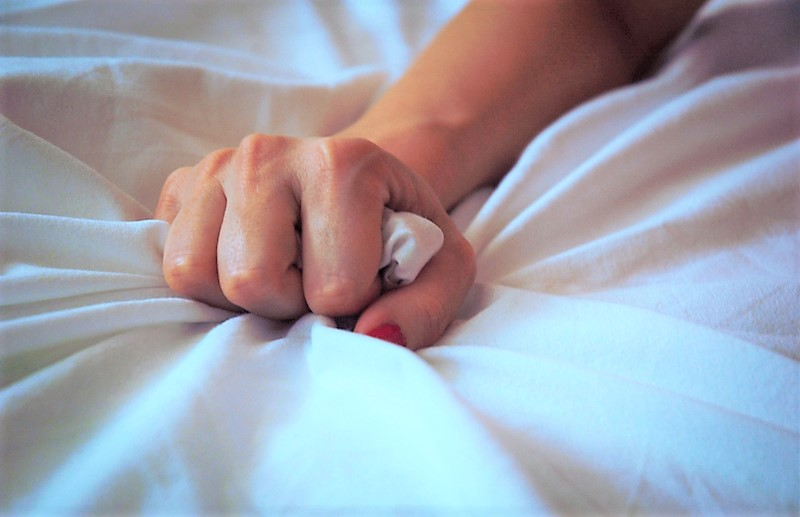 Английские ученые узнали, что оргазм небезопасен для зрения— Слепая любовь