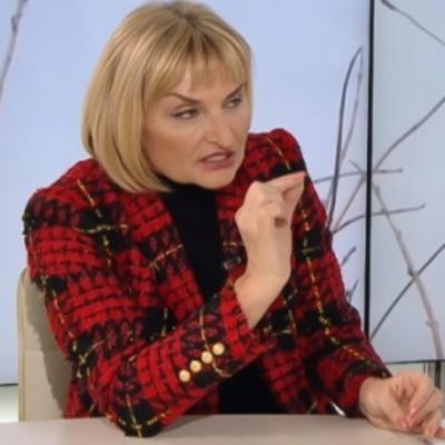 Звезда парламента: Ирина Луценко пришла на работу на 11-сантиметровых золотых каблуках как у Пэрис Хилтон