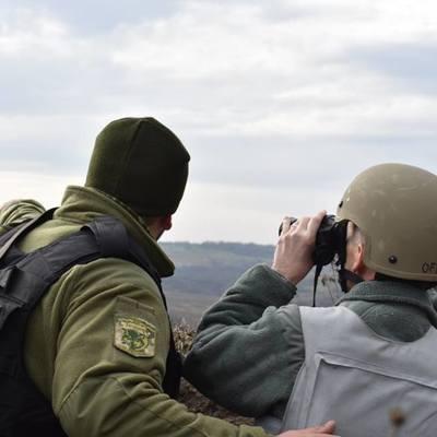 В воинской части на Донбассе погибли трое украинских военных
