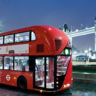 В Лондоне автобусы ездят на топливе из кофе