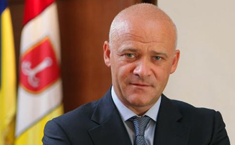 Вбазе Федеральной налоговой службыРФ обнаруживается паспорт главы города Одессы Труханова