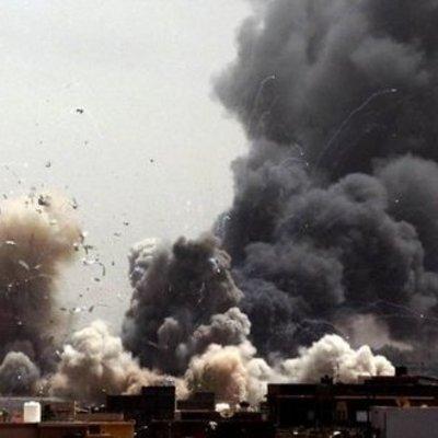На легендарном стадионе произошел взрыв, рухнула сразу вся арена (видео)