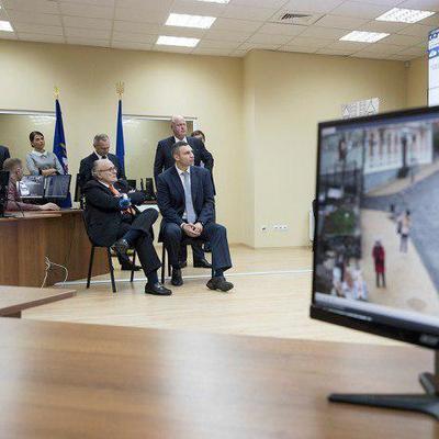 Экс-мэр Нью-Йорка Джулиани похвалил Кличко за устройство системы видеонаблюдения в Киеве