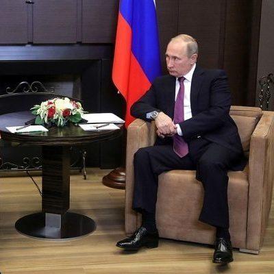 Путин останавливает военную операцию в Сирии