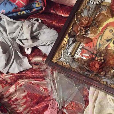 «Вселился злой дух»: мужчина под наркотиками избил иконой свою бабушку (фото, видео)