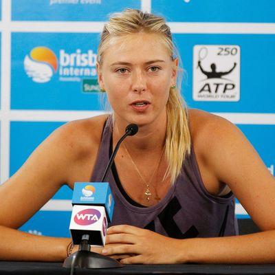 На российскую теннисистку Шарапову открыли уголовное дело