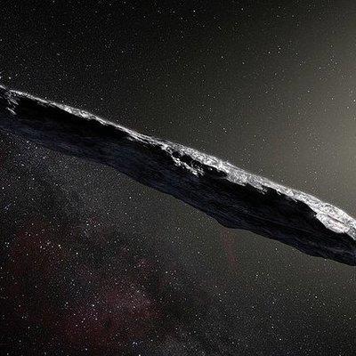 В Солнечную систему прилетел первый подтвержденный астероид из другой галактики