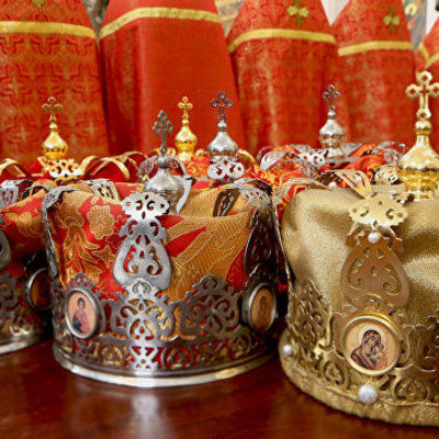 РПЦ определит допустимое количество браков