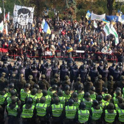 60% украинцев не поддерживают массовые протесты в стране – соцопрос
