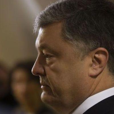 ЕС объединился вокруг идеи миротворческой миссии на Донбассе – Порошенко