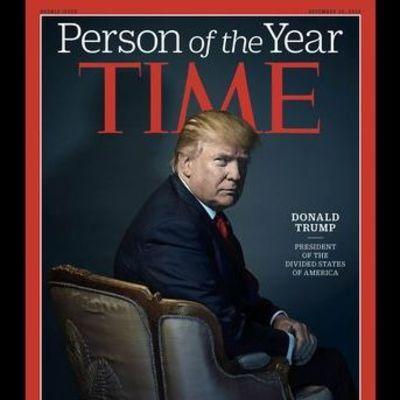 Трамп отказался стать человеком года по версии Time