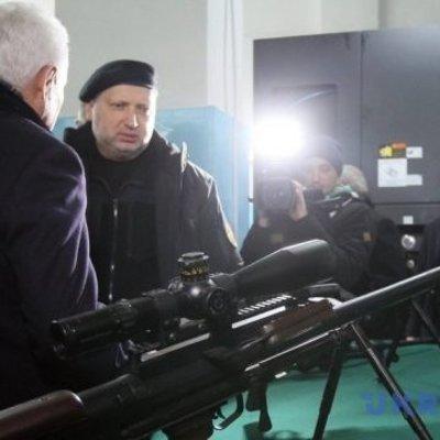 В Украине испытают мощное ракетное оружие: Турчинов назвал дату