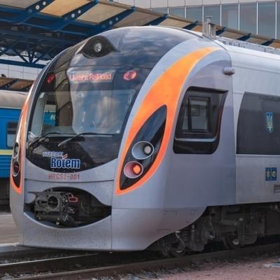 Пассажиры скоростного поезда Одесса – Киев замерзли из-за поломки оборудования
