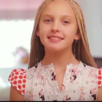 Украинцев поразила юная богачка на «Голосі. Діти»