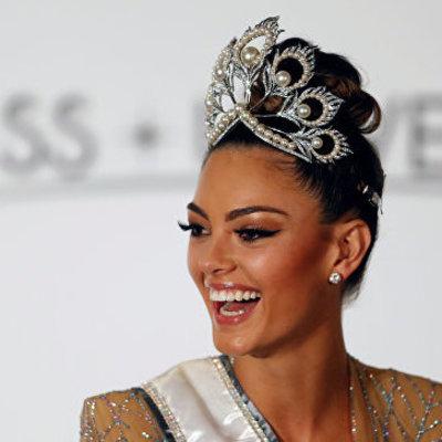 Стала известна победительница конкурса «Мисс Вселенная 2017» (фото)