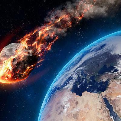 На Новый Год к Земле приблизится астероид размером со стадион
