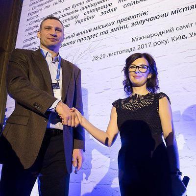 Кличко: Киев первым из украинских городов начал комплексно развивать «умные» технологии