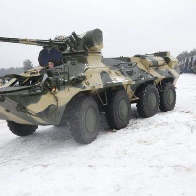 Украинские военные получили новую партию пушек