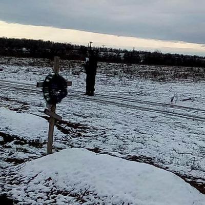 Участникам АТО вместо земельных участков выделили места на кладбище