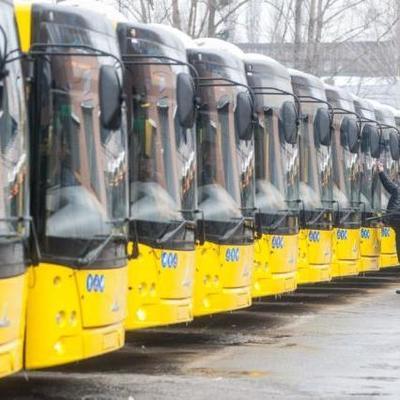 В Киеве почти половина маршруток работает незаконно – КГГА