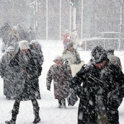 В Украину идет резкое потепление и штормовой ветер - синоптик