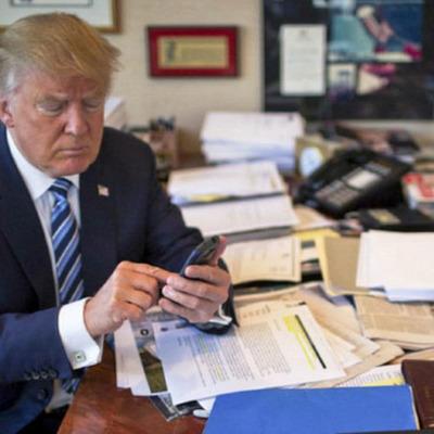 Дональд Трамп второй раз перепутал Twitter-аккаунты