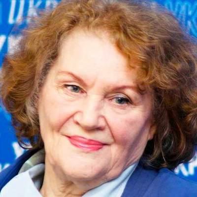 Творчество Лины Костенко выдвинули на соискание Нобелевской премии