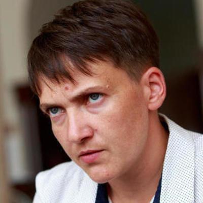 Савченко снова отличилась скандальным заявлением о войне на Донбассе (видео)