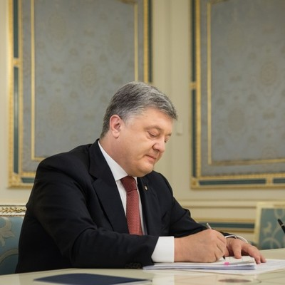 Порошенко подписал закон об обязательной видеофиксации при обысках