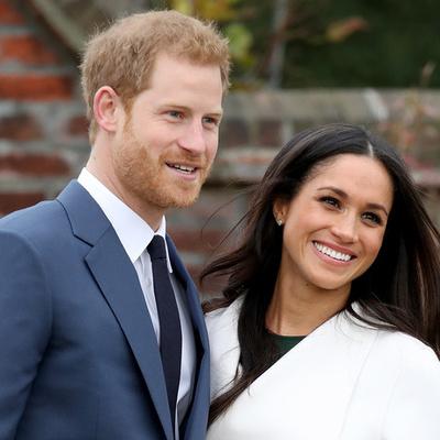 Невеста принца Гарри впервые появилась на публике в новом статусе (видео)