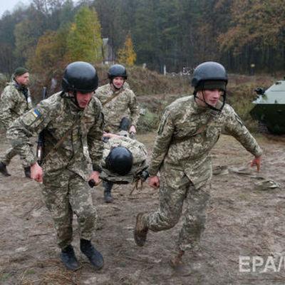 В больнице умер украинский военный, раненый накануне возле Троицкого – Мотузяник