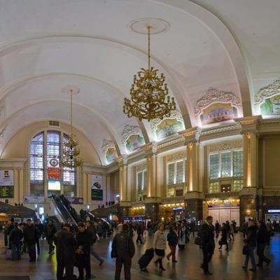 В Киеве «заминировали» Центральный вокзал