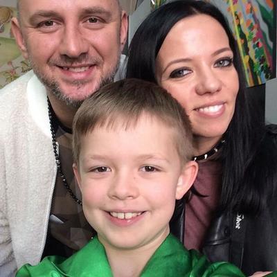 Потап и экс-жена дали интервью Кате Осадчей и рассказали о жизни после развода