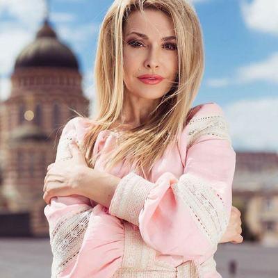 Ольга Сумская продемонстрировала внешность без макияжа (фото)