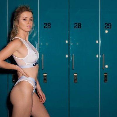 Свитолина снялась в откровенной фотосессии для мужского журнала (видео)