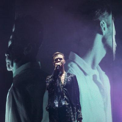 На концерте Макса Барских одесситы устроили флешмоб