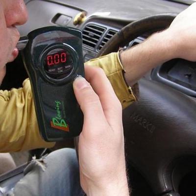 Памятка водителя: какая доза алкоголя не грозит штрафом