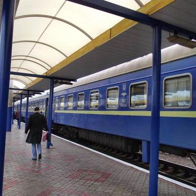 В Украине с 10 декабря начинает действовать новый график движения поездов