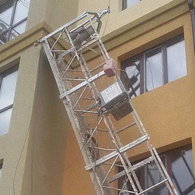 В Киеве строитель сорвался с 25-го этажа