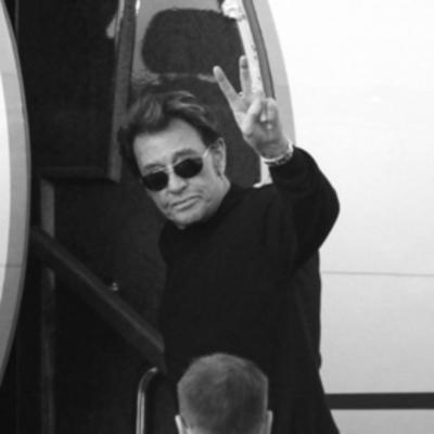 Умер рок-музыкант и актер Джонни Холлидей